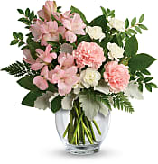 Whisper Soft Bouquet Flowers